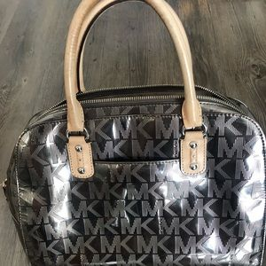 Handbags - Michael Kors Metallic tote purse